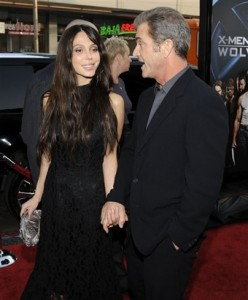 Mel Gibson and Pregnant Girlfriend